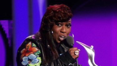 Missy Elliott ... says she was never coming in the first place.