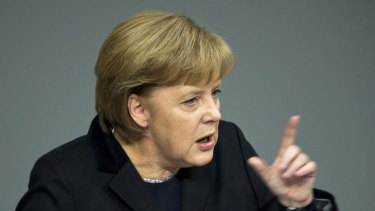 Germany's Angela Merkel wants Chinese funds - and she's not alone.