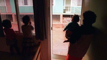 Poverty: More than a million people in NSW live below the line.