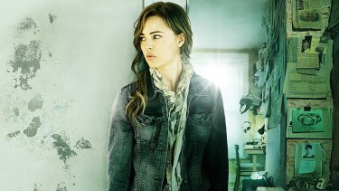 Melissa George was not the first choice for the role of agent Sam Hunter in <i>Hunted</i>.