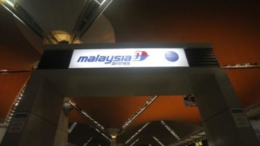 Malaysia Airlines flight MH370 went missing on March 8.