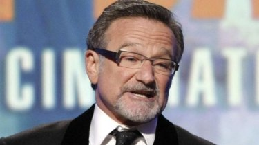 Cremated: Robin Williams.