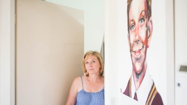Rosie Batty earlier this month.