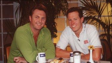 Neil Brooks in 1997.