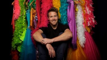 Eddie Perfect has written several songs for <i>Strictly Ballroom the Musical</i>.
