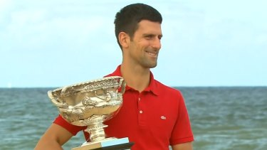 Unvaccinated tennis players face an uncertain Australian Open, with most interest focused on Novak Djokovic