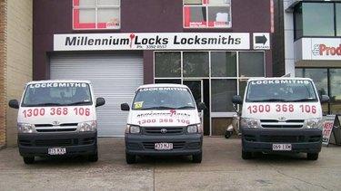 Millenium Locksmiths at East Brisbane.