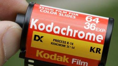 Kodak has announced that it is retiring Kodachrome film because of declining customer demand in an increasingly digital age.