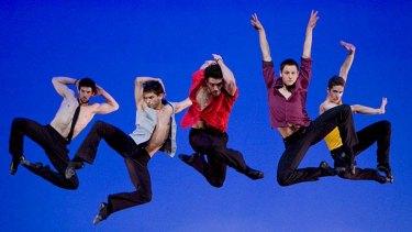 Fusion of styles ... Rasta Thomas's <em>Rock the Ballet</em>.
