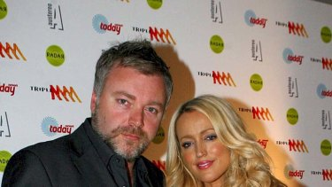 Backing her fellow radio host ... Jackie O says Kyle Sandilands is respectful towards women.