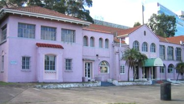 Herston's 'Pink Palace' will soon have new tenants.