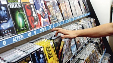 Australians bought a surprising 44 million DVD and Blu-ray discs last year.