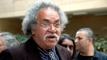 Noongar elder Richard Wilkes said he thought the deal would be illegal.