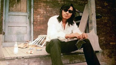 Rodriguez in his prime ... the film leaves some stones unturned.