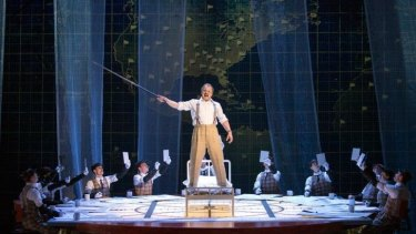 Philip Glass' modern opera about the last months of Walt Disney's life, The Perfect American, has its Australian debut at the Brisbane Festival.