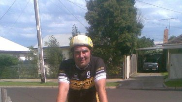 A Facebook picutre of Phillip Galea, who is believed to have been arrested in Braybrook.