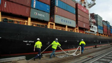 DP World is expecting to face more competition in coming years.