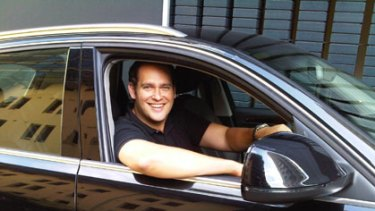 Angel investors provided funding for Daniel Noble, of Drive My Car Rentals, to help develop his business.