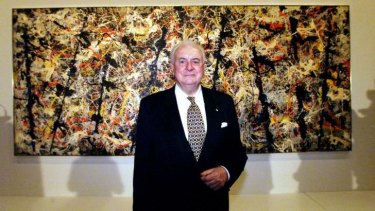 Gough Whitlam's purchase of Jackson Pollock's <i>Blue Poles</i> generated considerable controversy.