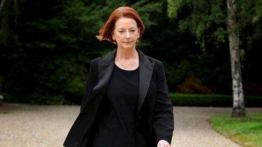 Support ... Julia Gillard.