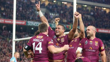 Suncorp Stadium, or Lang Park, has been a happy hunting ground for Queensland's State of Origin team.