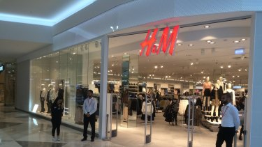 H&M is about to open its 20th store in Australia.