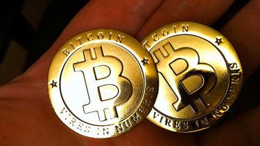 Bitcoins: the ultimate libertarian currency, but could it all come crashing down?