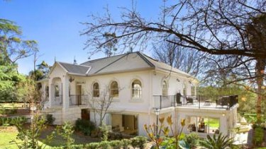 Big drop... a property in Sagars Road, Dural, down from $3.7 million to $2.25 million.