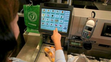 Australia's big supermarkets seem happy to wear the losses that come with self-service checkouts.