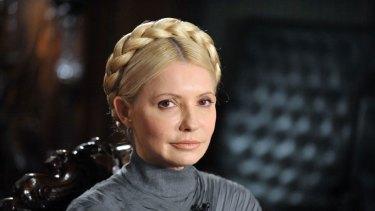 Abused: Yulia Tymoshenko