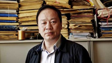 Chinese editor Wang Keqin was sacked after his vaccine expose.
