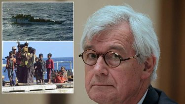 Julian Burnside ... says the only way to stop the boats is by processing asylum seekers in Indonesia.