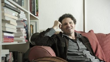 American writer and publisher Dave Eggers.