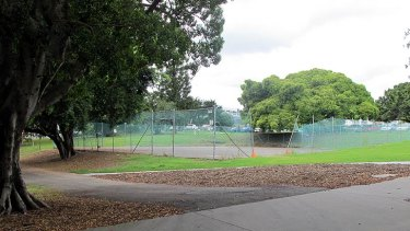 The Musgrave Park site for the new cultural centre.