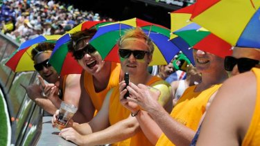 'Feral': David Gower hit out at Australia's cricket fans.