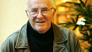 New horizons: Clive James was part of the movement overseas.