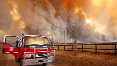 Th results of the bushfires inquiry will be released in a week, exposing serious policy problems.