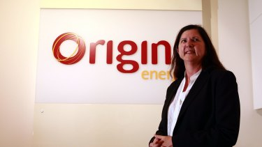 Origin Energy finance chief Karen Moses will retire by early 2016.