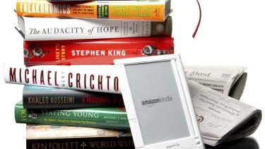 Joining forces: Amazon and The Book Depository.