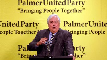 Clive Palmer: Confirms legal challenge.