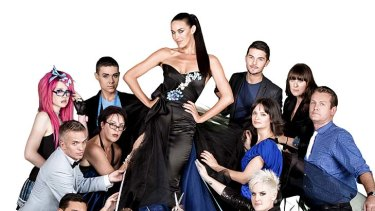 Megan Gale has never put herself on a pedestal. Clearly, the <i>Project Runway Australia</i> contestants have.