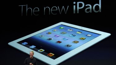 For the fourth consecutive quarter, iPad unit sales fell, dropping 18 per cent to 21.4 million units.