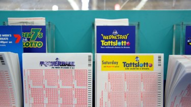 Lotteries continues to be Tatts' biggest earnings driver: The company is about to launch its first draw game since starting Powerball in 1996.