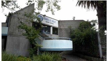 Concrete splash: Harold Holt Swim Centre in Glen Iris is a local example of brutalism.