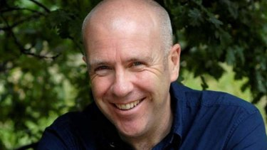Author Richard Flanagan, shortlisted for <i>The Narrow Road to the Deep North</i> in the 2014 NSW Premier's Literary Awards.