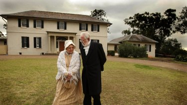 Old Government House in Parramatta is world heritage listed, but heritage advocates fear its integrity will be disrupted by nearby tall buildings.