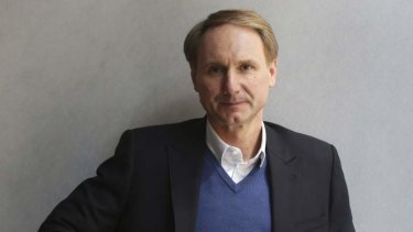 Author Dan Brown.