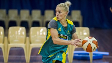 Erin Phillips has been signed and will possibly lead a potential Power women's team.