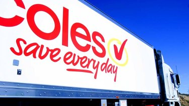 Coles is accused of pressuring small suppliers.