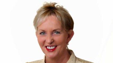 Ros Bates, Queensland ICT Minister.